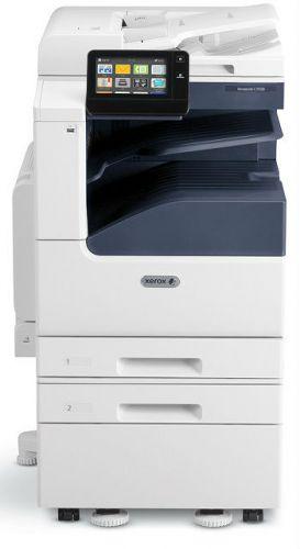 МФУ цветное Xerox VersaLink С7020 с HDD VLC7020CPS_S А3, 20 стр/мин, 2 лотка с тумбой, HDD и двойным выходным лотком