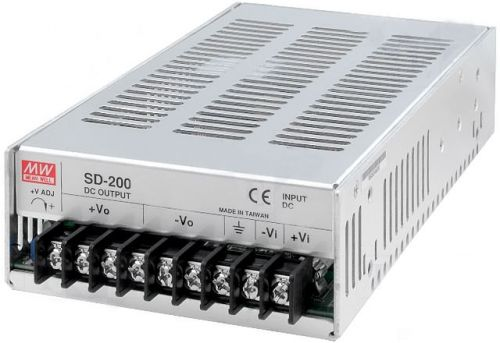 Преобразователь DC-DC модульный Mean Well SD-200C-24