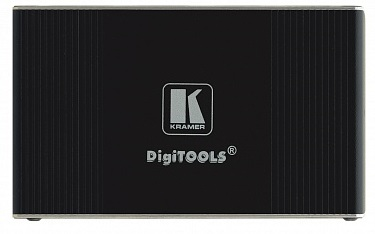 Коммутатор Kramer VS-21DT 20-80498090 2х1 HDMI с автоматическим переключением, коммутация по наличию сигнала, поддержка 4K60 4:2:0, выход HDBaseT