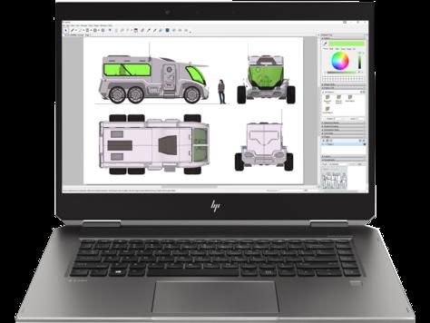 HP ZBook 15 Studio x360