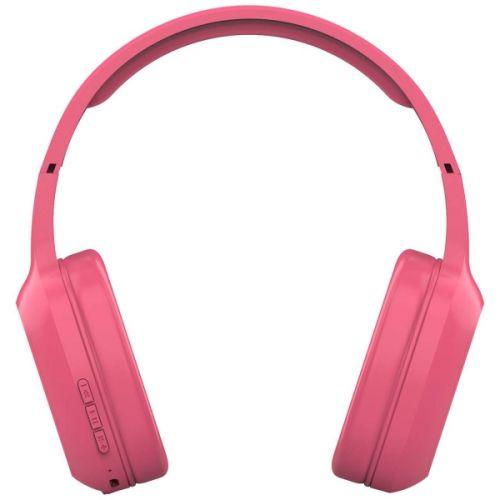 Наушники беспроводные HIPER LIVE QTX2 розовые