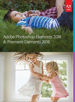 Adobe Право на использование (электронно) Adobe Photoshop and Premiere Elements 2018 Windows Russian AOO License TLP (65281838AD01A00)
