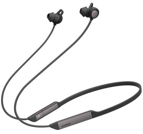 Наушники беспроводные Huawei FreeLace Pro Nile-CN020 55033380 Bluetooth, Graphite Black беспроводные наушники matteo tantini etna 2 0 black