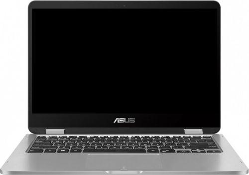 Ноутбук ASUS TP401MA-EC296T 90NB0IV1-M08990 N5030/4GB/128GB SSD/UHD Graphics/14.0/FHD/Touch/Win10Home/Grey ноутбук xiaomi mi notebook air 12 5 2019 m3 8100y 4gb 128gb ssd серебристый