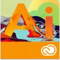 Adobe Illustrator CC for enterprise 12 Мес. Level 1 1-9 лиц.
