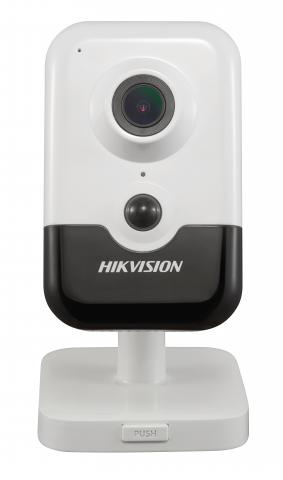 Фото - Видеокамера IP HIKVISION DS-2CD2443G0-I (2.8mm) 4Мп, 1/3 CMOS; EXIR-подсветка 10м, 2.8мм; 98°; механический ИК-фильтр; 0.01лк F1.2; H.265/H.265+/H.26 видеокамера ip hikvision ds 2cd2023g0 i 6mm 2мп 1 2 8 cmos exir подсветка 30м 6мм 54° механический ик фильтр 0 01лк f1 2 h 265 h 265 h 264