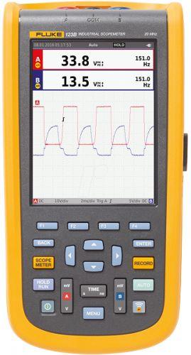 Осциллограф цифровой Fluke FLUKE-123B/EU/S 4755890