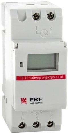 Таймер EKF mdt-15 электронный ТЭ-15