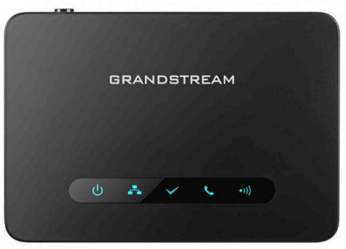 Базовая станция Grandstream DP750 IP DECT базовая станция, поддерживающая до 10 SIP регистраций, 5 зарегистрированных DECT трубок и 4 одновременных ра