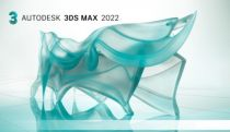 Autodesk 3ds Max 2022 Commercial New Single-user ELD 3-Year Subscription