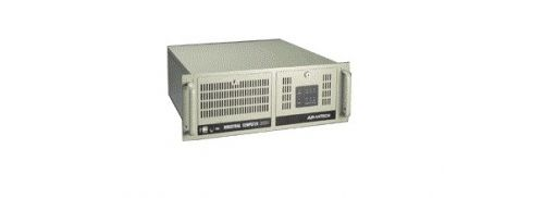 Корпус серверный 4U Advantech IPC-610BP-00XHE ATX , w/o PSU