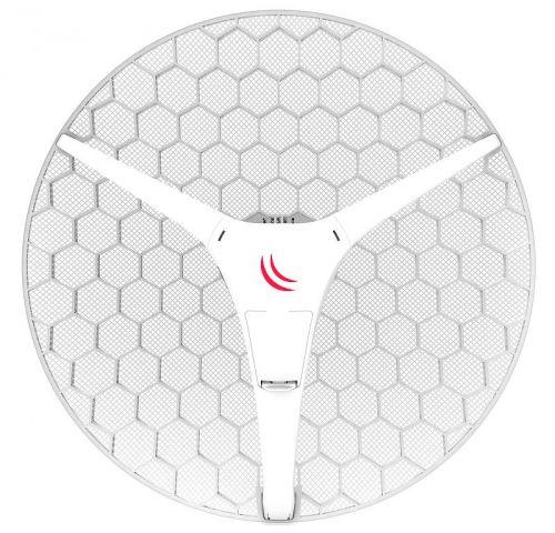 Wi-Fi мост Mikrotik LHG XL 2 RBLHG-2nD-XL 2400–2483,5 МГц, 802.11b/g/n, 24 В, 0.38 А, Passive PoE