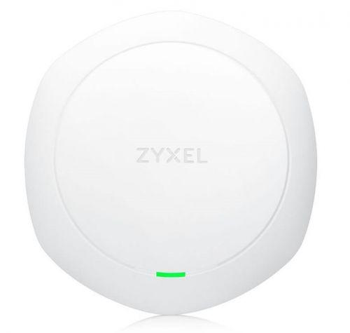 Точка доступа ZYXEL NebulaFlex NWA1123-AC HD гибридная, Wave 2, 802.11a/b/g/n/ac (2,4 и 5 ГГц), внутренние антенны 3x3, до 300+1300 Мбит/сек, 2xLAN GE