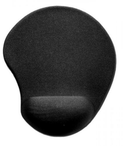 Фото - Коврик для мыши Sven GL009BK SV-009854 черный, 250х220х20 мм, материал: гель на прорезиненной основе, лайкра коврик для мыши sven mp gs1l sv 016951 игровой 450х400х3мм