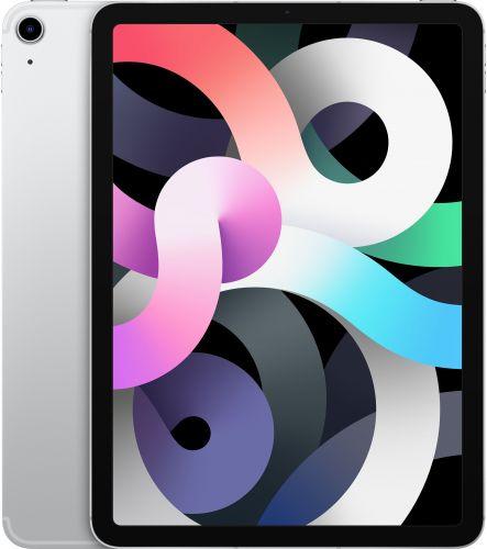 Планшет 10.9 Apple iPad Air Wi-Fi 64GB MYFN2RU/A silver планшет apple ipad air 10 9 2020 wi fi 64gb rose gold myfp2ru a