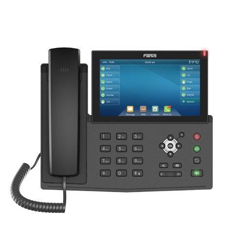 Телефон VoiceIP Fanvil X7.