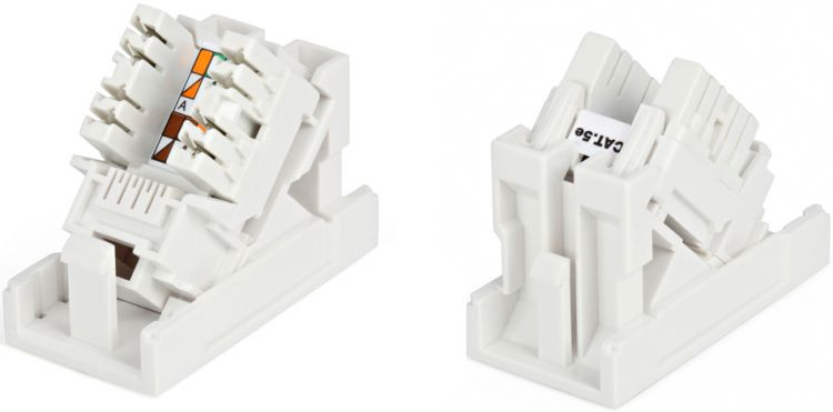 Hyperline SIP2K-C5E-M45-22.5