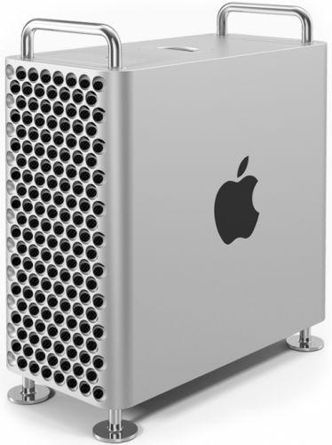 Компьютер Apple Mac Pro - Tower Z0W3/925 3.5GHz 8-core Intel Xeon W/768GB (6x128GB) DDR4/8TB SSD/Radeon Vega II Duo with 2x32GB HBM2/Silver
