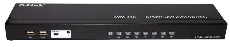 D-link KVM-440