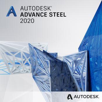 Autodesk Advance Steel 2020 Single-user ELD Annual (1 год)