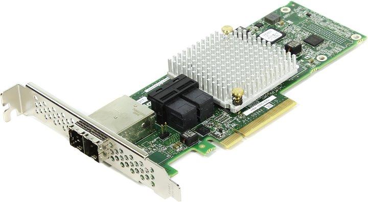 Adaptec HBA-1000-8I8E SGL