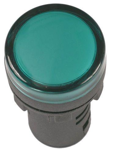Лампа IEK BLS10-ADDS-024-K07 светодиодная AD-22DS сигнальная синяя