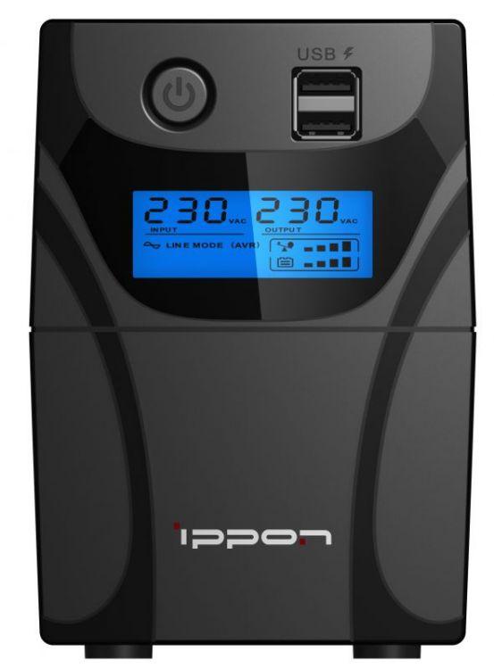 Ippon Back Power Pro II 800