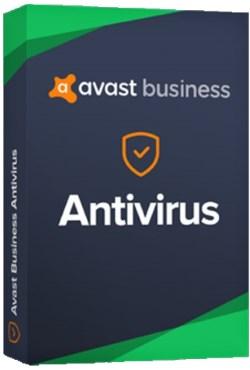 AVAST Software avast! Business Antivirus (1-4 users), 1 год