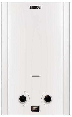 Водонагреватель газовый Zanussi GWH 12 Fonte 12 л/мин, LED-дисплей