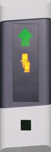 Блок PERCo AI01 индикации выносной с ИК-приемником
