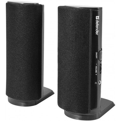 Компьютерная акустика 2.0 Defender SPK-210 65210 4 Вт, 200-18000 Гц,