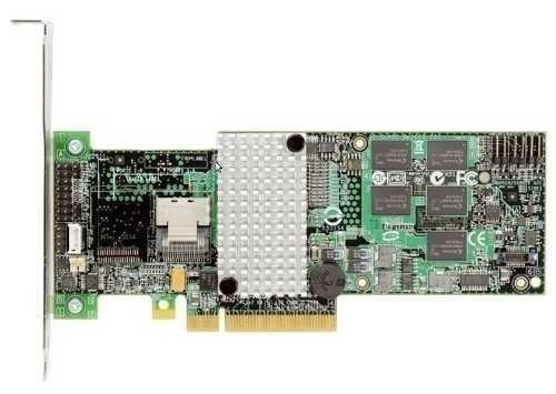 LSI 9280-4i4e SGL