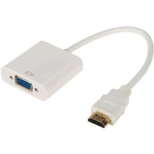 Переходник Rexant 17-6934 HDMI - VGA, 3. 5 mm аудио с питанием