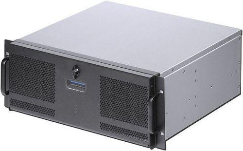 """Procase Корпус серверный 4U Procase GM438D-B-0 черный, панель управления, без блока питания, глубина 380мм, MB 12""""x13"""""""