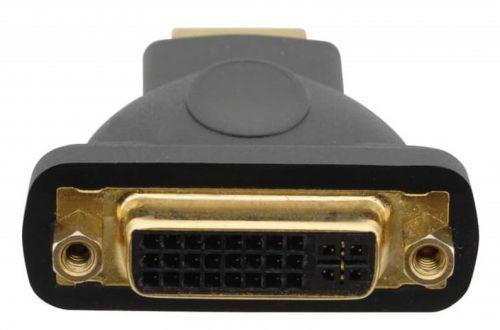 Фото - Переходник Kramer AD-DF/HM 99-9497010 DVI розетка на HDMI вилка переходник kramer mini displayport dvi 99 95200003 mini dp m на dvi f 15см adc mdp df