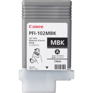 Картридж Canon PFI-102MBK 0894B001 для iPF710/605 матовый чёрный