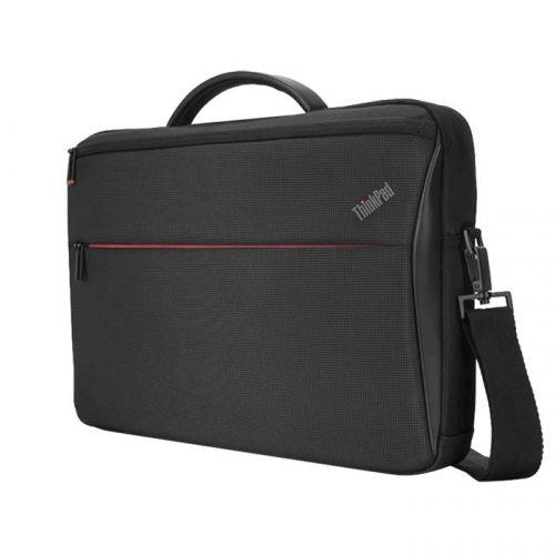 Сумка для ноутбука Lenovo Professional Slim Topload 4X40W19826 14, черная prada стеганая черная сумка diagramme