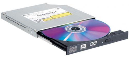 Привод DVD-ROM LG GTC0N/GTB0N (HLDS) Black Slim SATA 12.7mm OEM