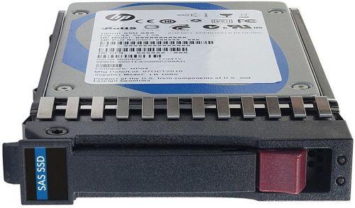 Жесткий диск HPE 841504-001 400GB SSD SAS 12G Mixed Use use with MSA products