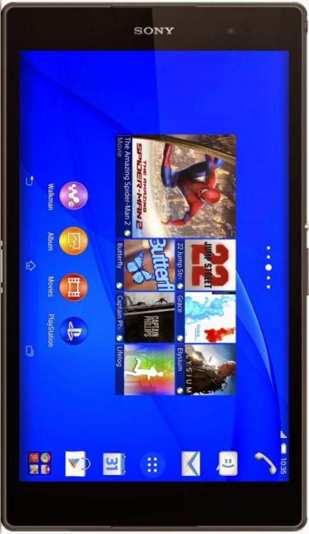 Sony Xperia Z3 Tablet Compact 16Gb WiFi Black