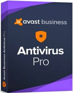AVAST Software avast! Business Antivirus Pro (1-4 users), 1 год