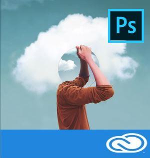 Adobe Photoshop CC for teams Продление 12 мес. Level 4 100+ лиц.