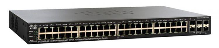 Cisco SB SG550X-48P-K9-EU