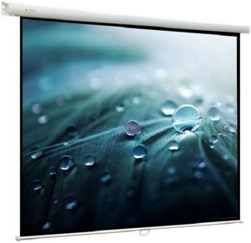 Экран Viewscreen Lotus WLO-16902 ручной (16:9) 171*171 (165*92.5) MW