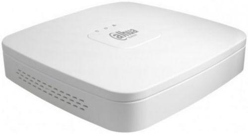Видеорегистратор Dahua DHI-XVR4104C-I 4-канальный HDCVI-видеорегистратор c SMD, HDCVI, AHD, TVI, IP, CVBS; отображение: до 1080p; запись: до 1080N 25к