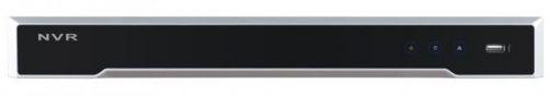 Видеорегистратор HIKVISION DS-7608NI-K2 8-ми канальный, Видеовход: 8 каналов; аудиовход: двустороннее аудио 1 канал RCA; видеовыход: 1 VGA до 1080Р, 1