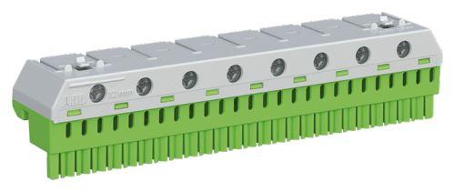 Клеммник ABB 2CPX063166R9999 PE 26x4+8x25 мм2 ZK268G