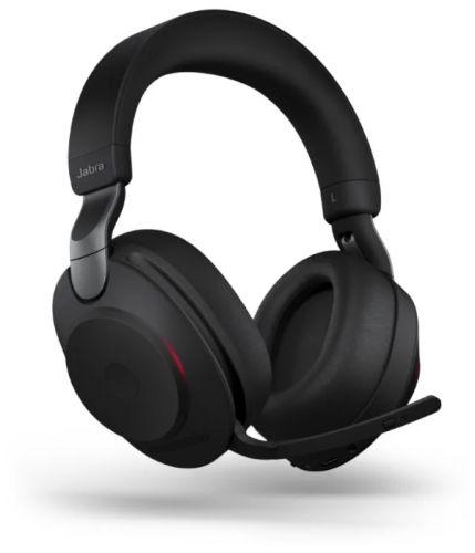 Гарнитура беспроводная Jabra Evolve2 85 28599-999-899 Link380c MS Stereo black