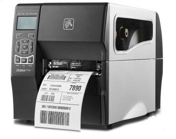 Принтер термотрансферный Zebra ZT230 (ZT23042-T0E200FZ) 203dpi, Ethernet, RS232, USB