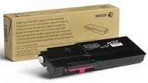 Тонер-картридж Xerox 106R03535 пурпурный (8K) XEROX VL C400/C405